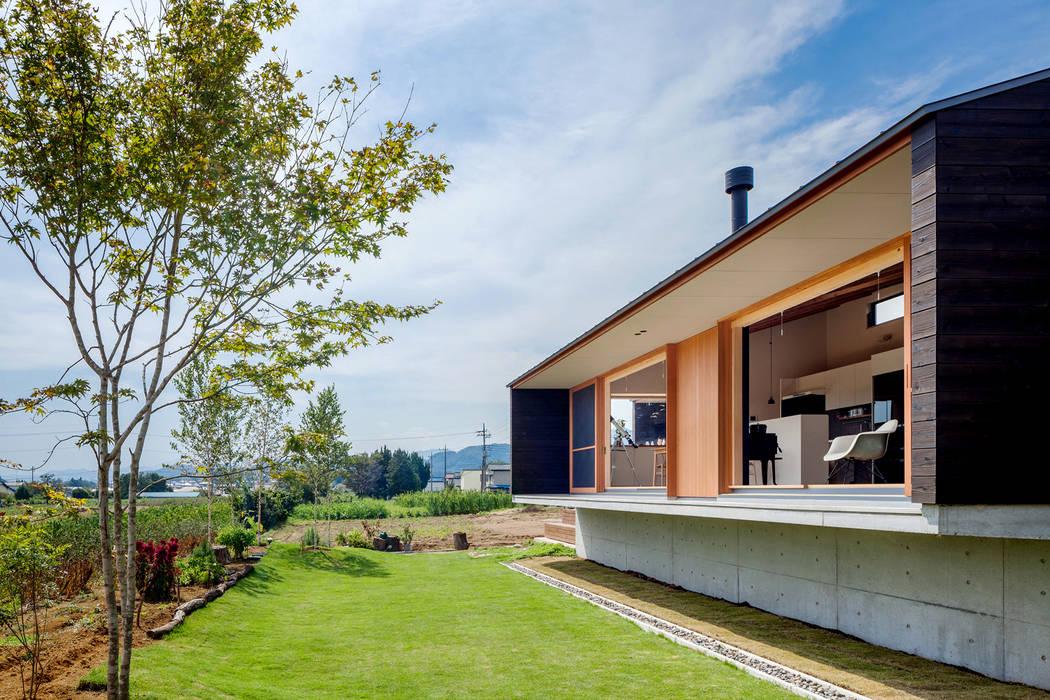 株式会社リオタデザイン 現代房屋設計點子、靈感 & 圖片
