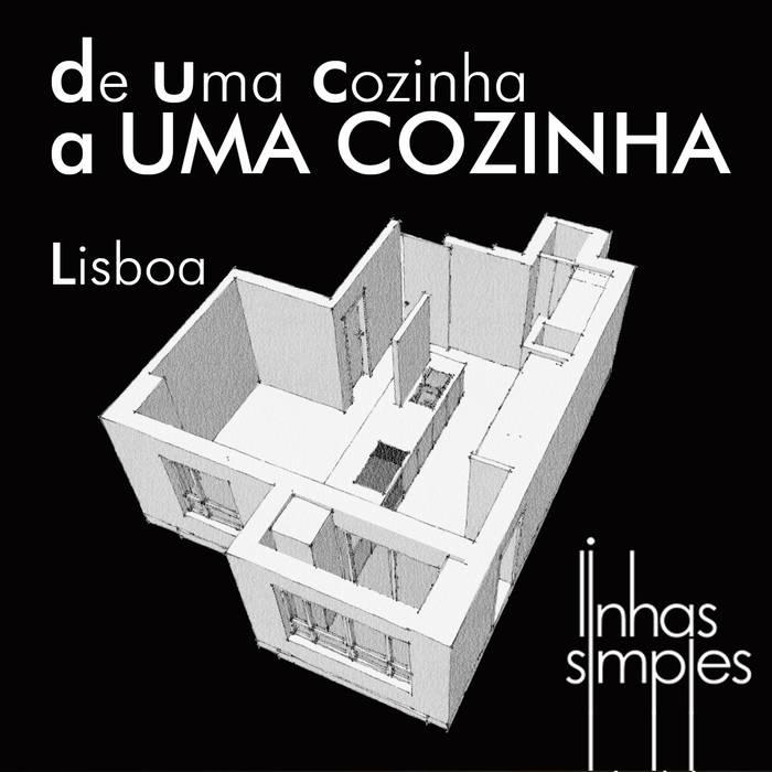 from a kitchen... to A KITCHEN! Cozinhas minimalistas por Linhas Simples Minimalista
