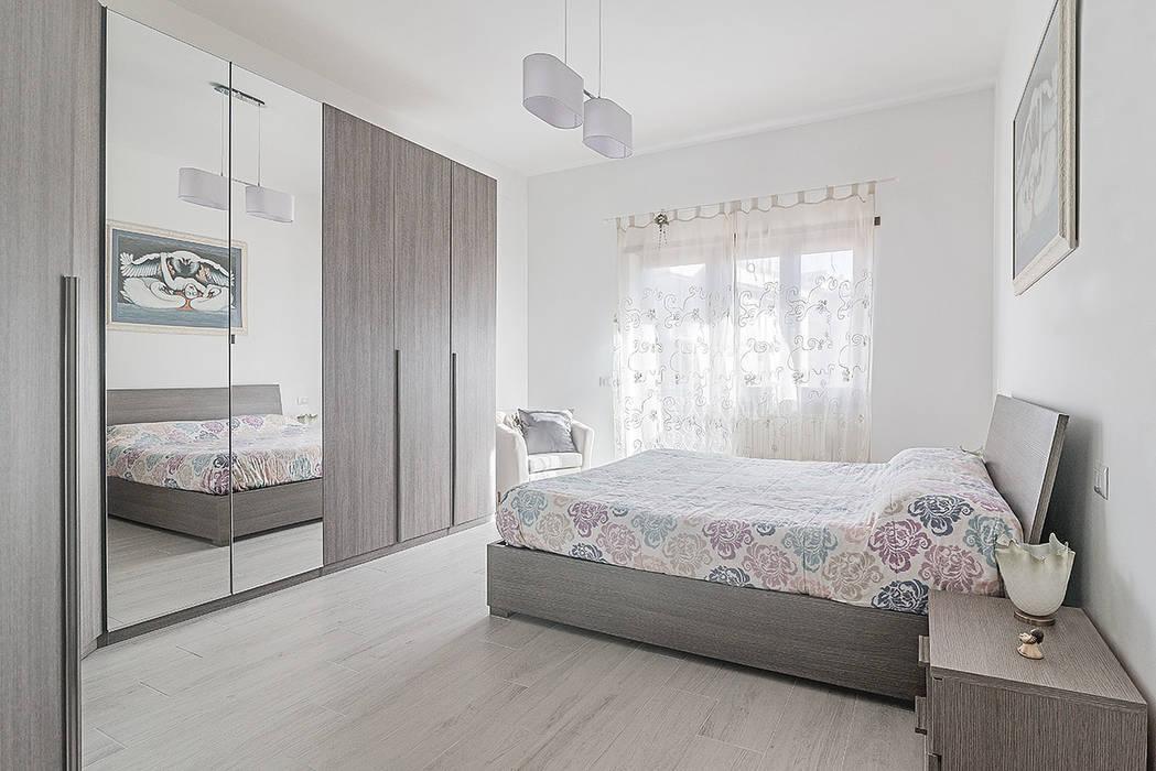 Camera da letto camera da letto moderna di facile ...
