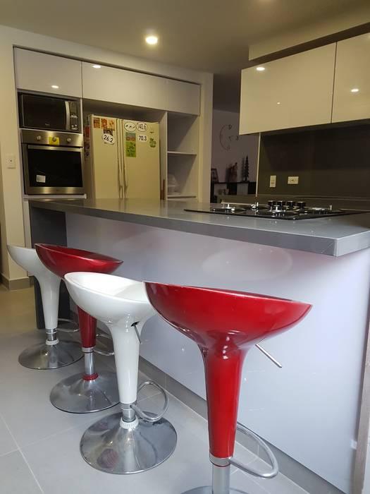 Kitchen by Davecube Design , Modern