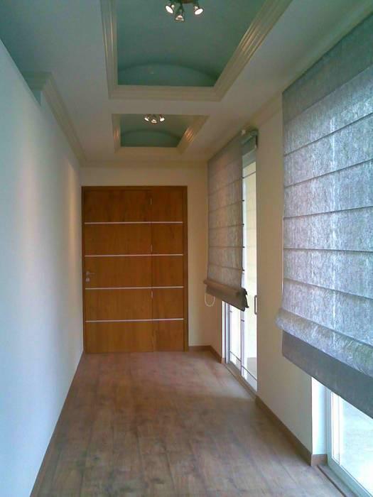 CASA F8: Recámaras de estilo ecléctico por SG Huerta Arquitecto Cancun