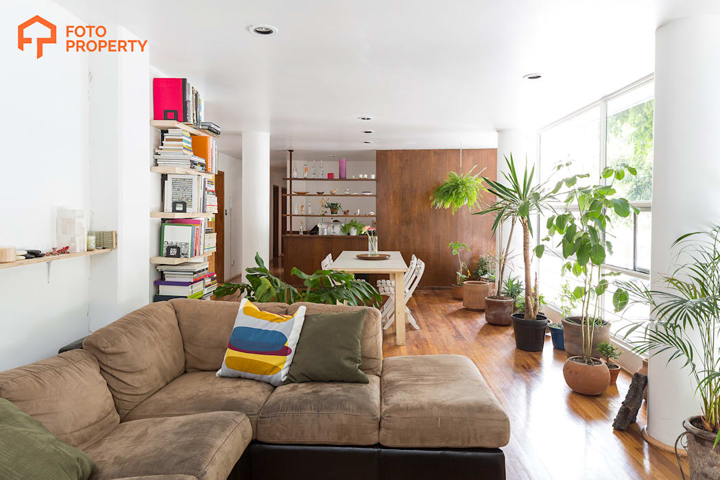Гостиная в классическом стиле от Foto Property Классический