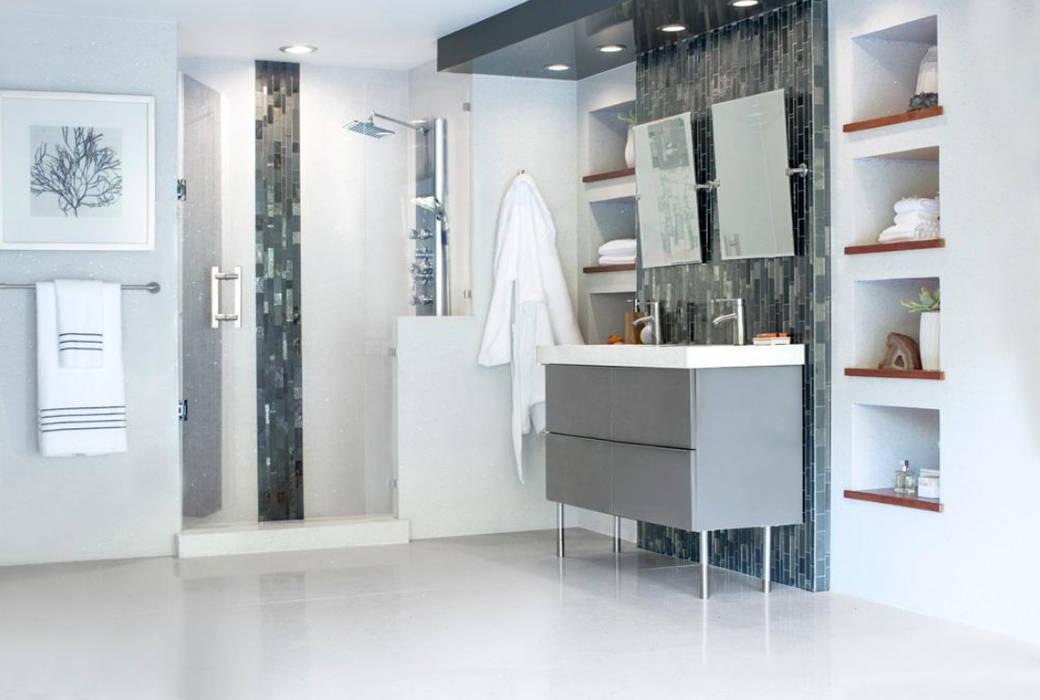 Exklusives badezimmer moderne badezimmer von trend group ...