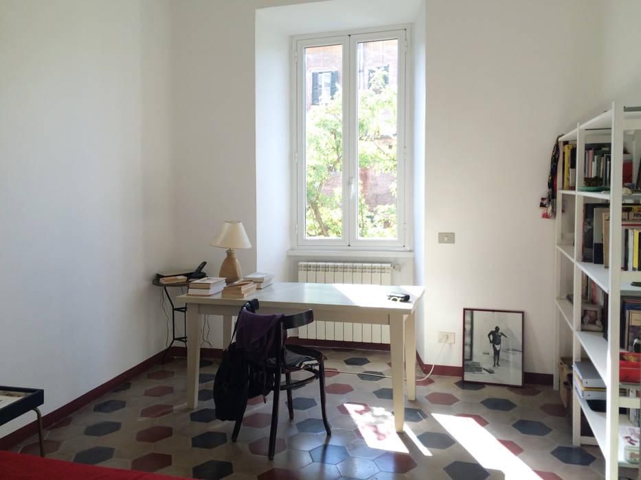 Camera studio camera da letto in stile scandinavo di ...