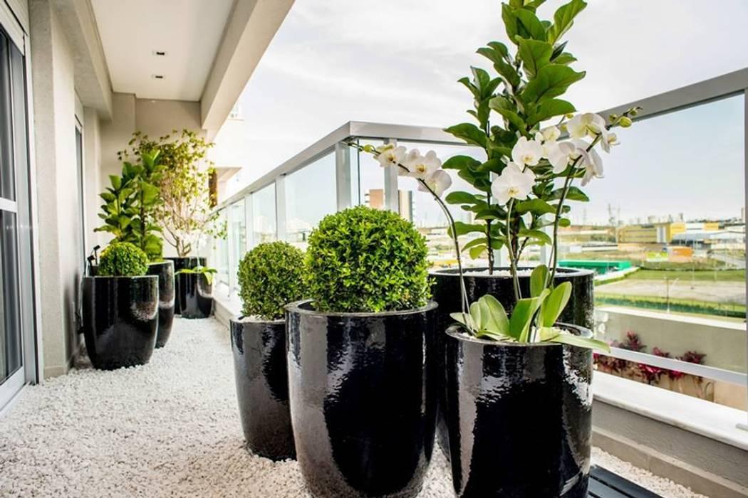 Moderner Garten von Felipe Mascarenhas Paisagismo Modern