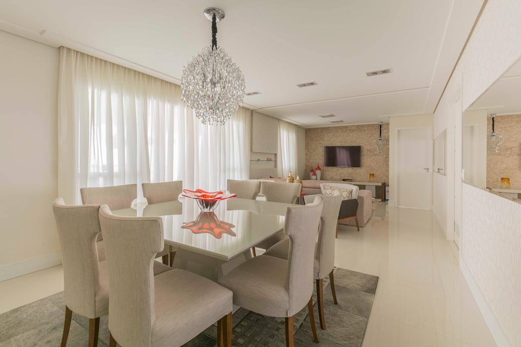 Modern dining room by Silvana Borzi Design Modern