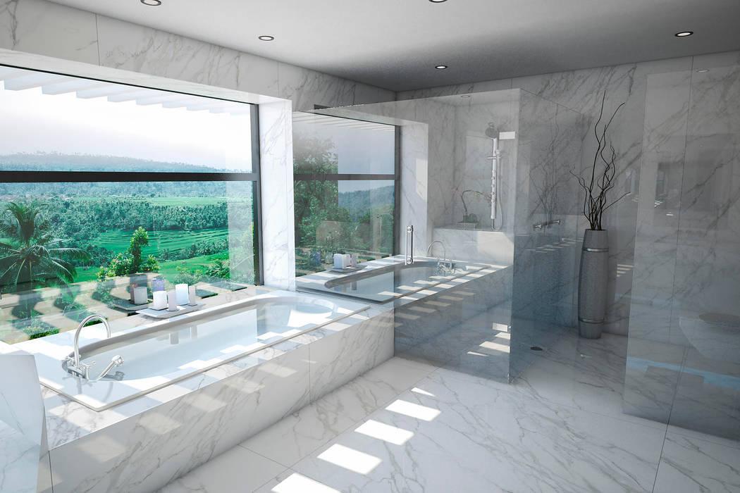 Baño : Baños de estilo  por Vivian Dembo Arquitectura,