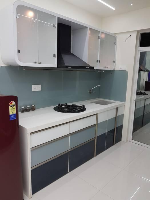 Kitchen Design: modern  by Alaya D'decor,Modern Granite