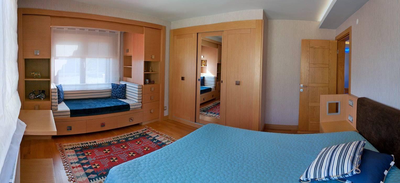Attelia Tasarim – VİLLA GÜNEL:  tarz Yatak Odası, Eklektik