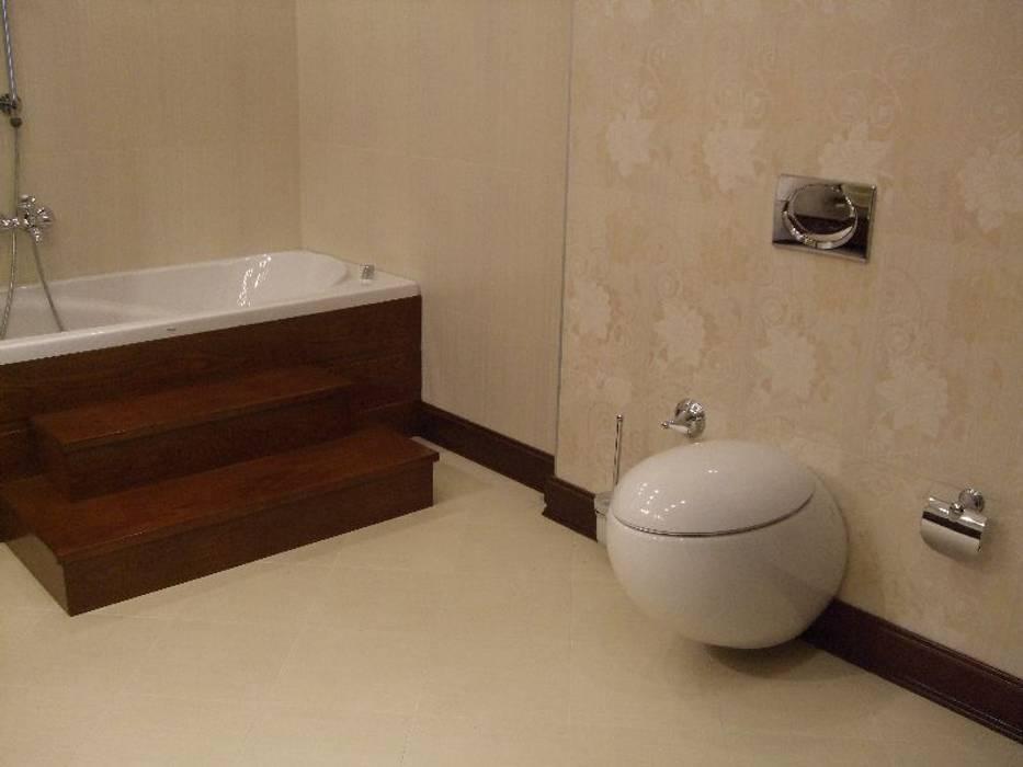 Öykü İç Mimarlık – Ataköy Konakları:  tarz Banyo