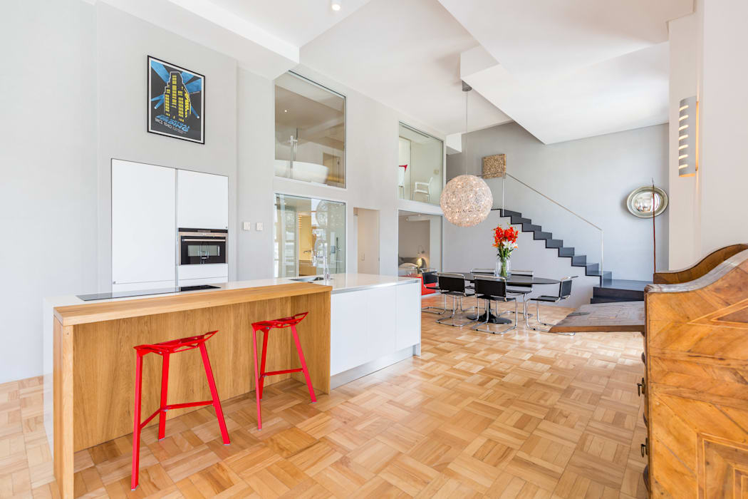 Kitchen Modern kitchen by 2MD Exclusive Italian Design Modern Wood Wood effect