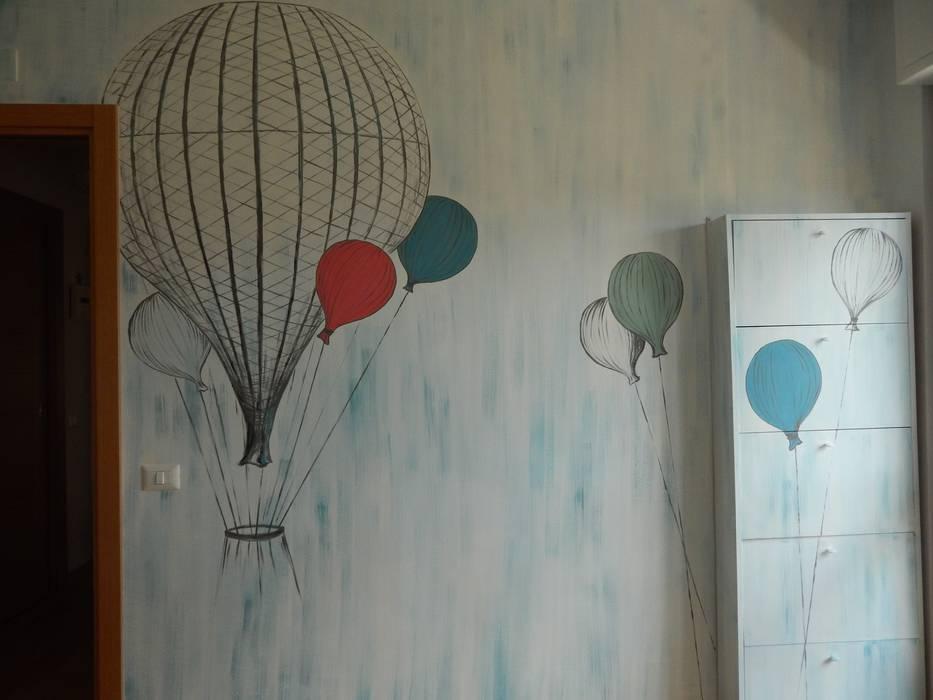 Decorazioni Per Camera Ragazzi : Decorazione camera ragazzi camera ragazzi in stile di meraki di