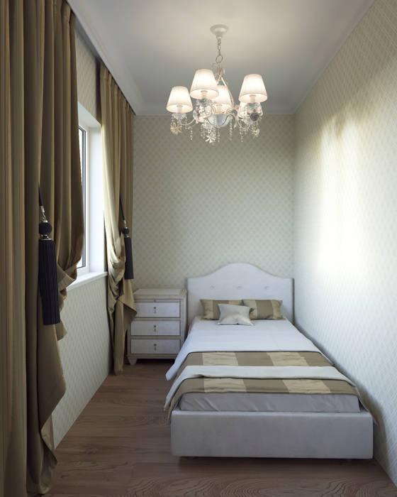 Квартира с современном классическом стиле, 93 кв.м. Детская комнатa в классическом стиле от Студия дизайна интерьера Маши Марченко Классический