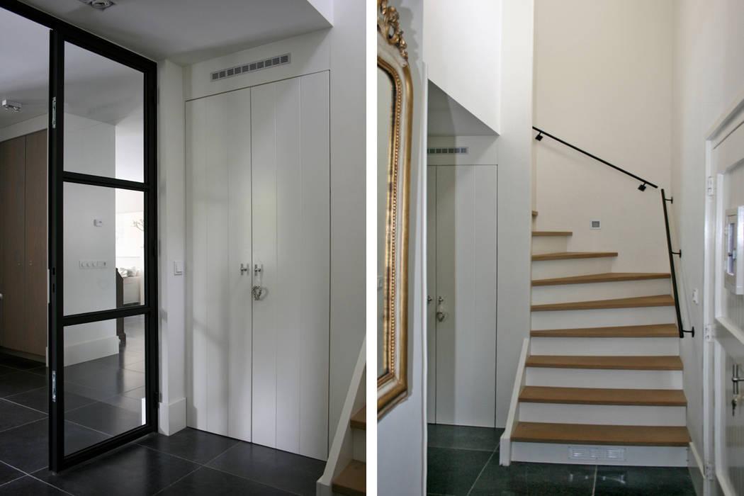 Entree hal trap: gang en hal door doreth eijkens interieur