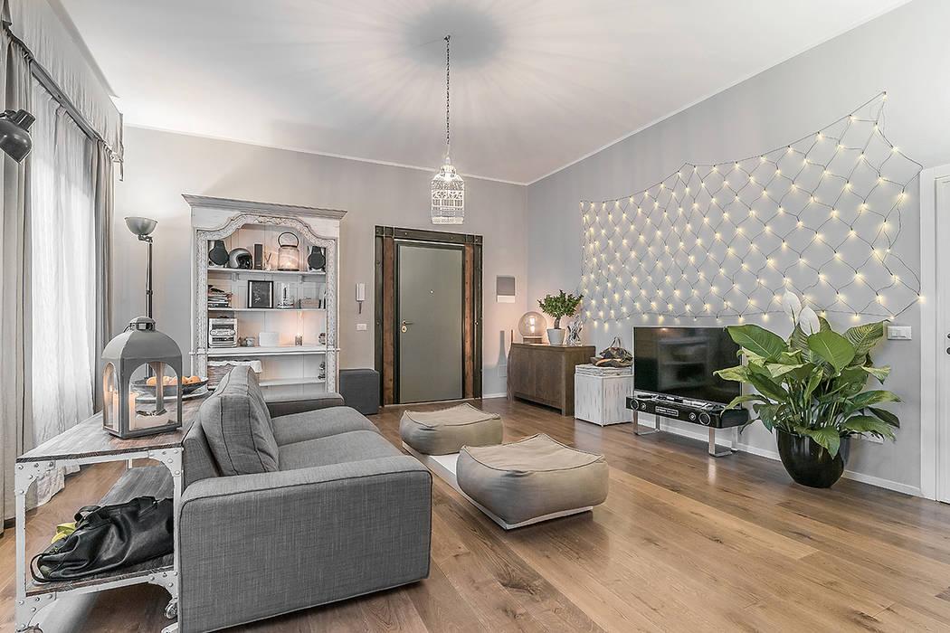 Cheap soggiorno open space soggiorno in stile in stile for Interno 3 calenzano