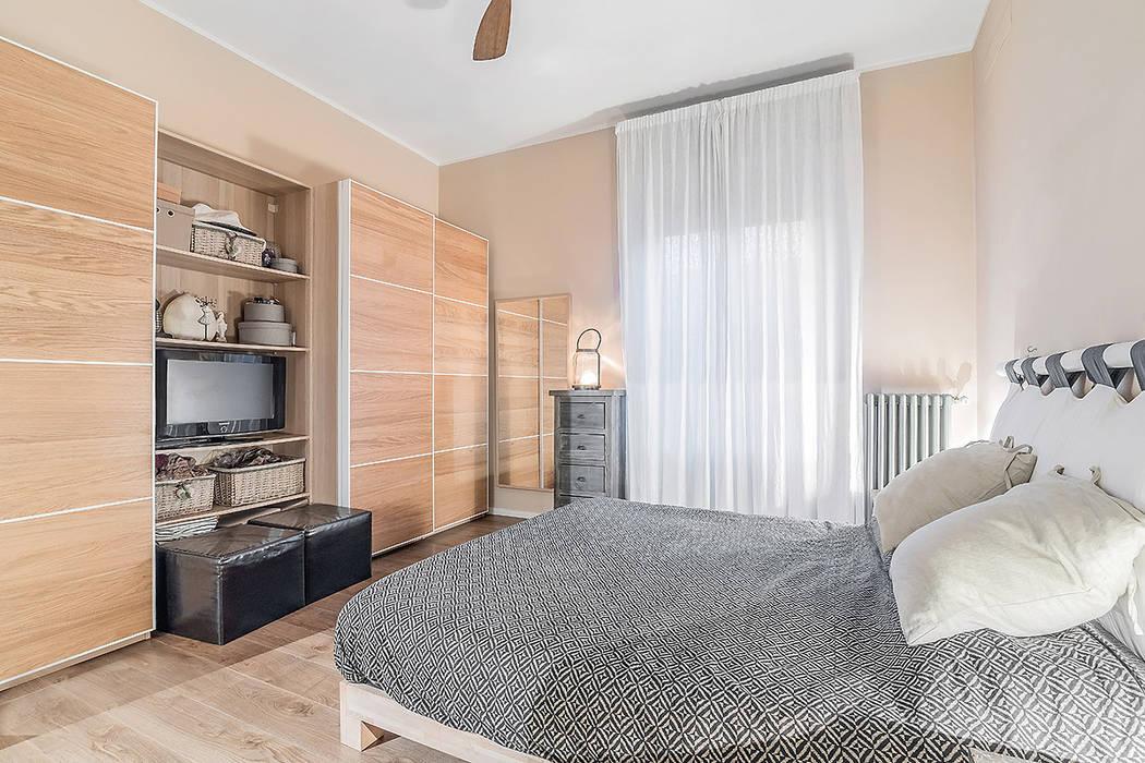 Camera da letto: Camera da letto in stile  di Facile Ristrutturare, Moderno