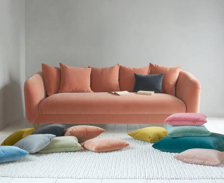 Loaf's NEW vintage velvet fabric range Loaf HouseholdAccessories & decoration