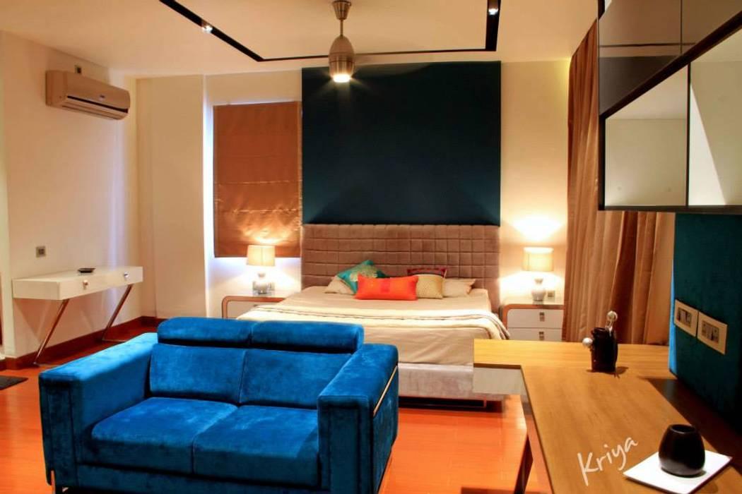 Dormitorios modernos: Ideas, imágenes y decoración de homify Moderno