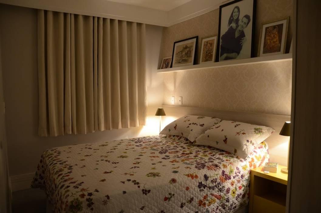 Ausgefallene schlafzimmer von alvaro cami a arquitetura e urbanismo homify - Ausgefallene schlafzimmer ...