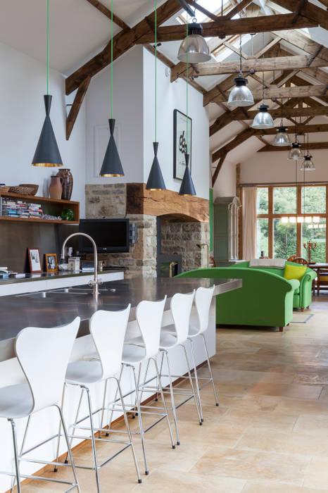 Kitchen Studio Mark Ruthven Country style kitchen