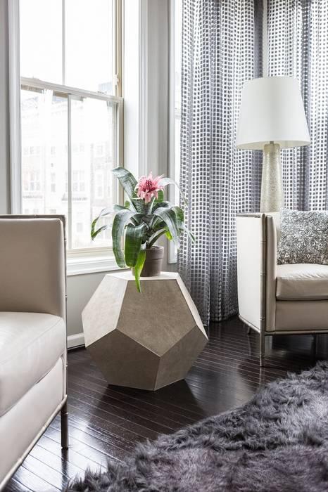 Lorna Gross Interior Design Modern Oturma Odası