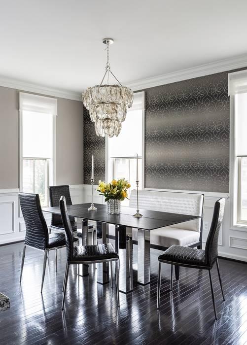 Lorna Gross Interior Design Їдальня