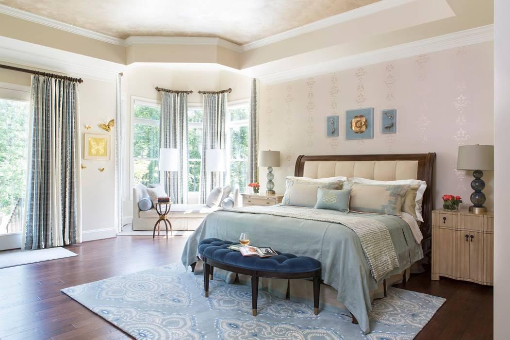 Quartos clássicos por Lorna Gross Interior Design Clássico