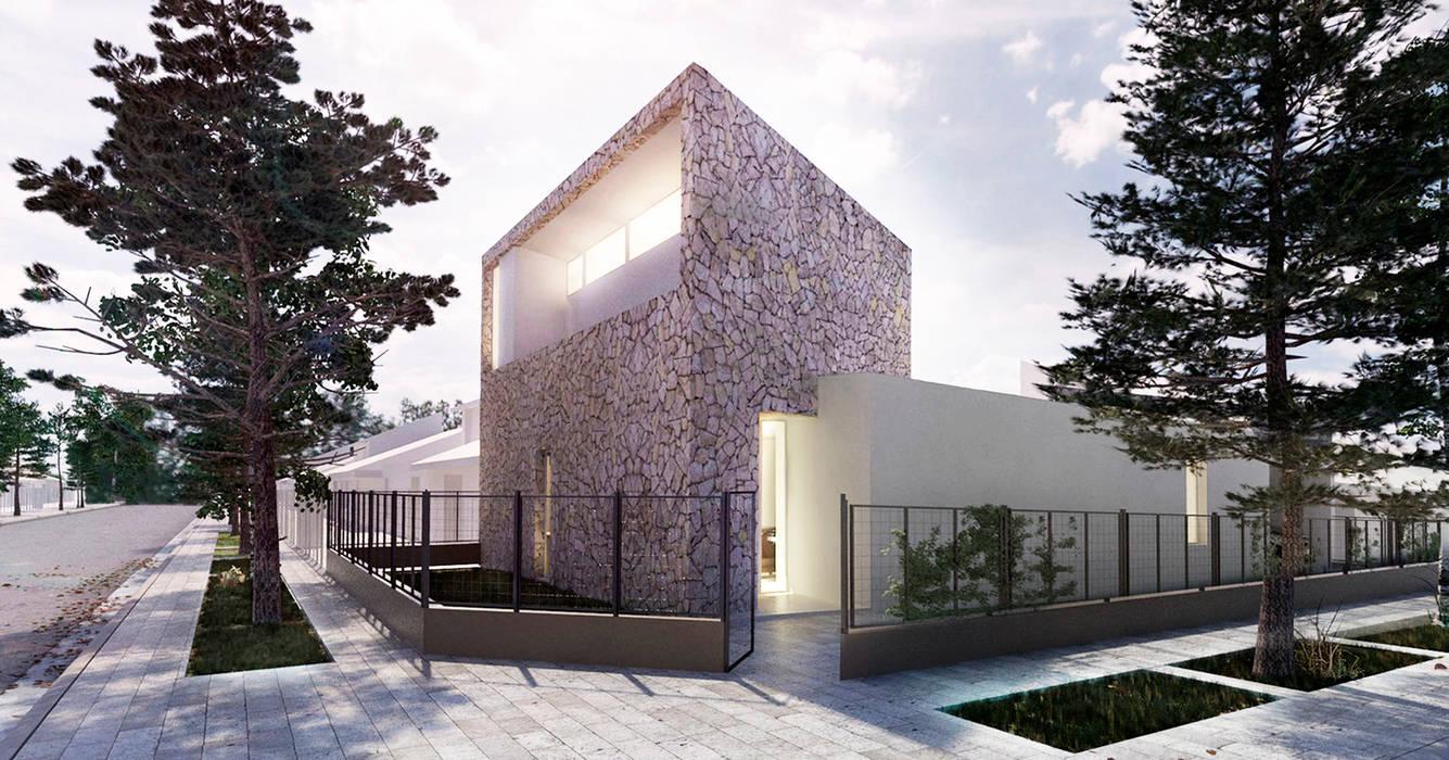 CCMP Arquitectura Casas de estilo minimalista