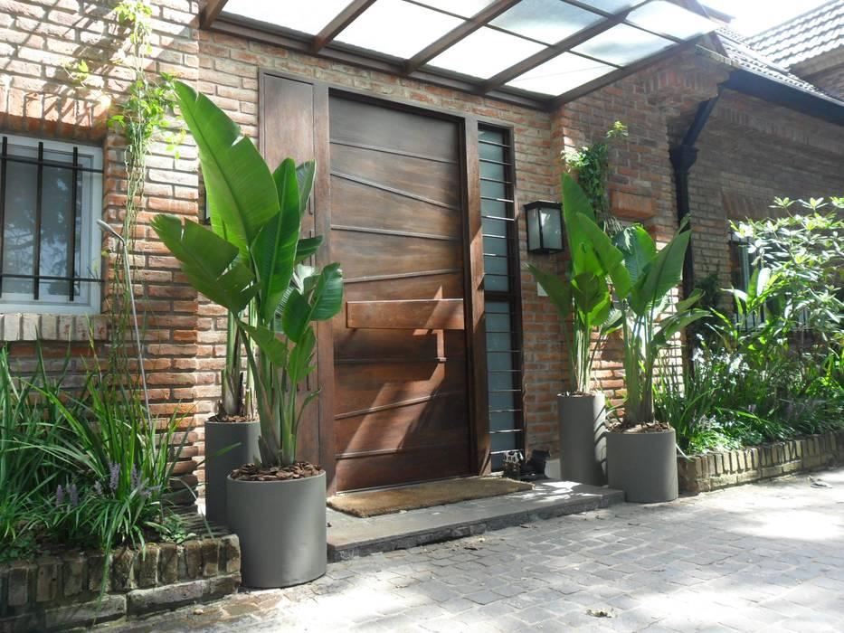 Puertas y ventanas de estilo moderno de Fainzilber Arqts. Moderno