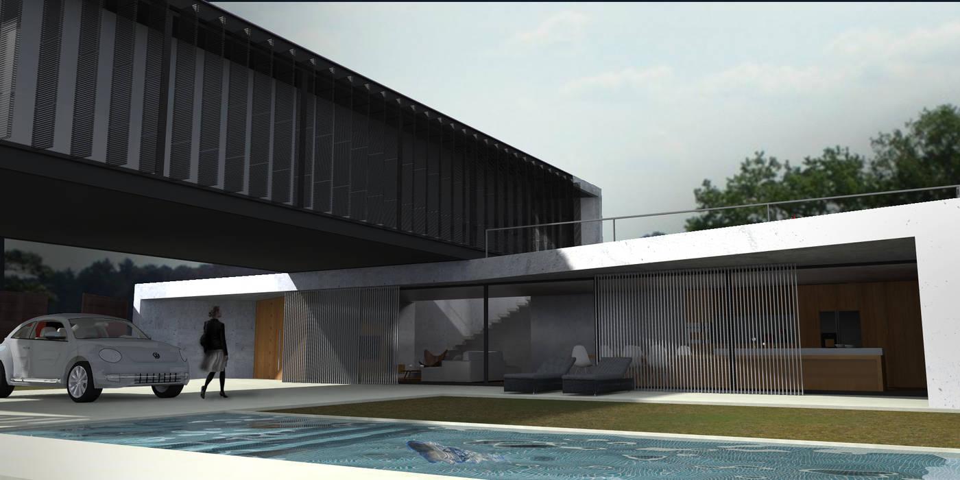 CCMP Arquitectura Minimalistische huizen
