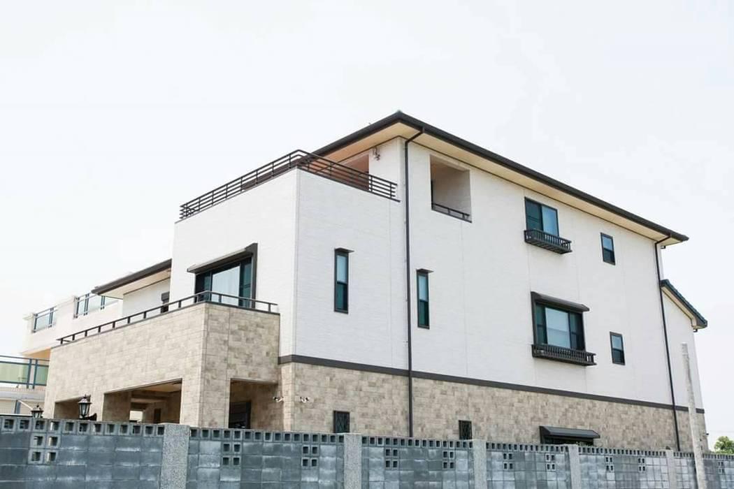 新日鐵耐震節能健康住宅綠建築:  房子 by 日本新日鐵台灣公司