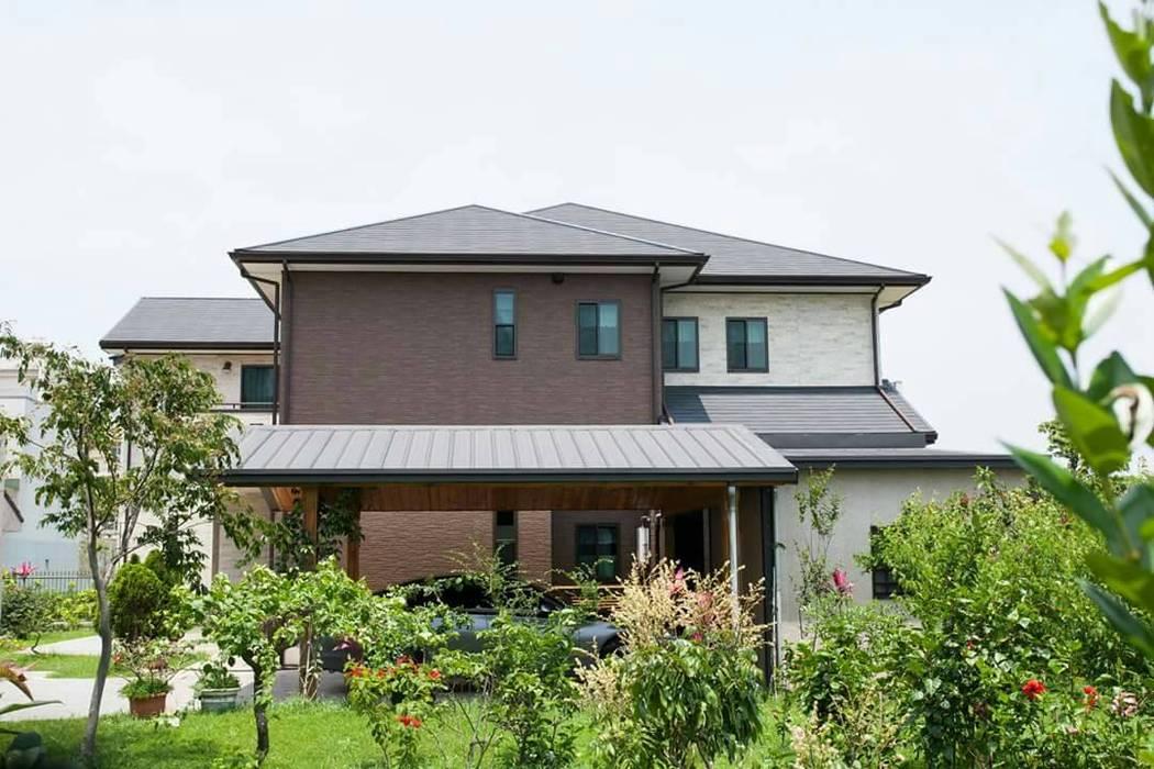 新日鐵耐震節能健康住宅綠建築 根據 日本新日鐵台灣公司 古典風 鐵/鋼