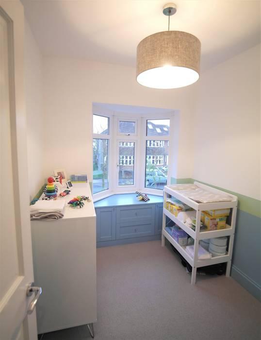 Twickenham Kamar Bayi/Anak Modern Oleh Patience Designs Modern