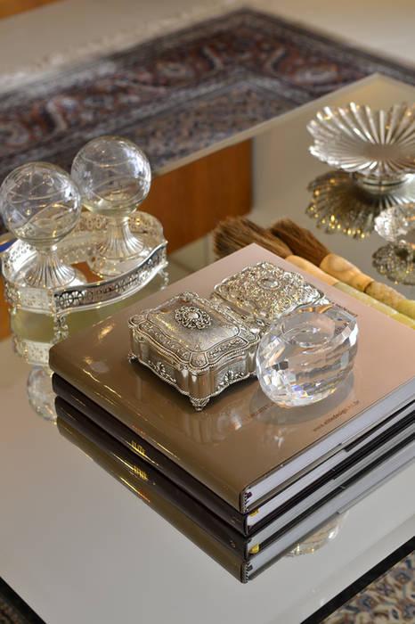 Tweedie+Pasquali SoggiornoAccessori & Decorazioni Metallizzato/Argento