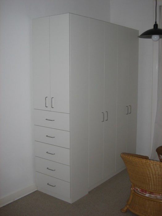 schrankwerk.de Study/officeCupboards & shelving White