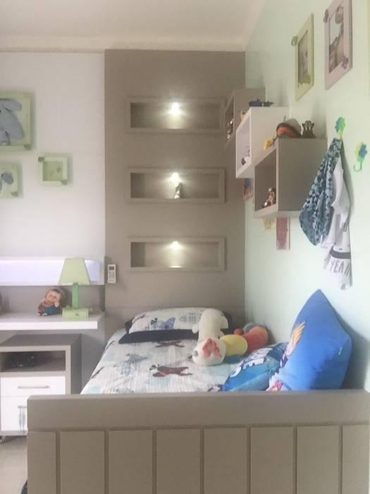 Quarto Infantil   Menino: Quarto Infantil Por Up Decor Interiores