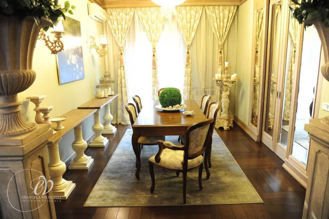 Lussuosa Grazia Emanuela Volpicelli Interior Designer Sala Da Pranzo In Stile Classico Homify