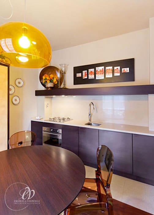 GALLERY: Cucina in stile in stile Moderno di Emanuela Volpicelli Interior Designer