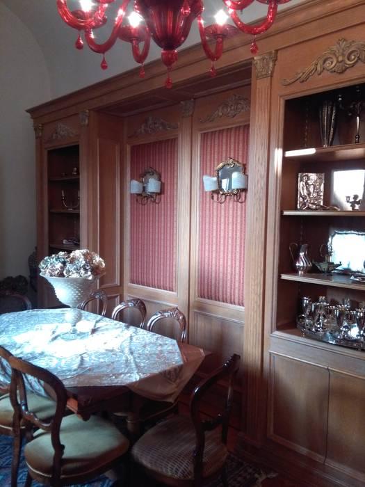 GALLERY: Sala da pranzo in stile in stile Classico di Emanuela Volpicelli Interior Designer