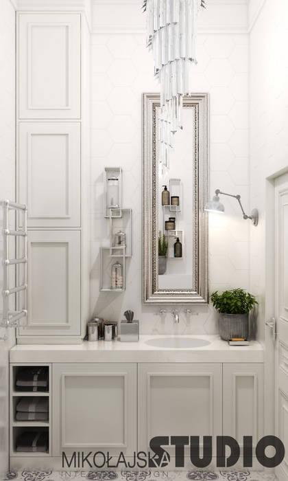 Bathroom by MIKOLAJSKAstudio