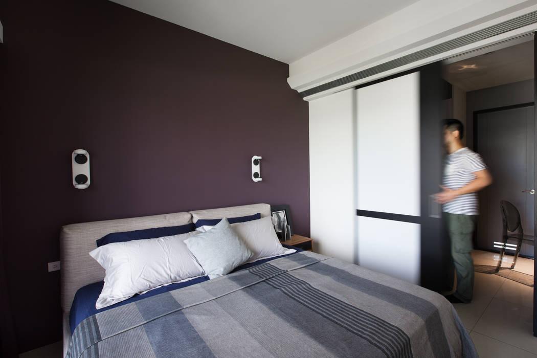 Bedroom by 大丘國際空間設計 ABMIDS