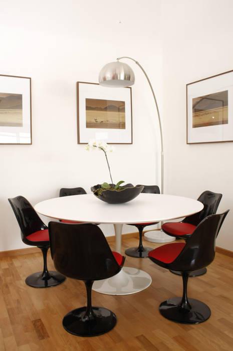 Mesa de jantar por Mario Catani - Arquitetura e Decoração Minimalista