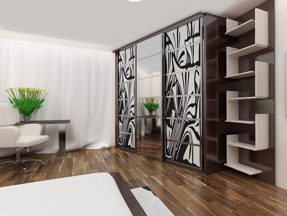 fitted wardrobe by Bravo London Ltd Сучасний