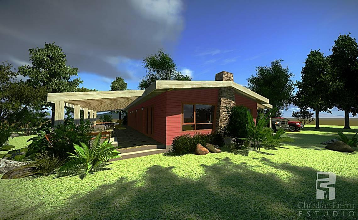 Casas de estilo  por homify , Rural