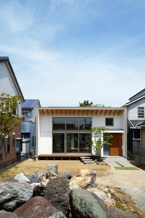 โดย スタジオグラッペリ 1級建築士事務所 / studio grappelli architecture office โมเดิร์น