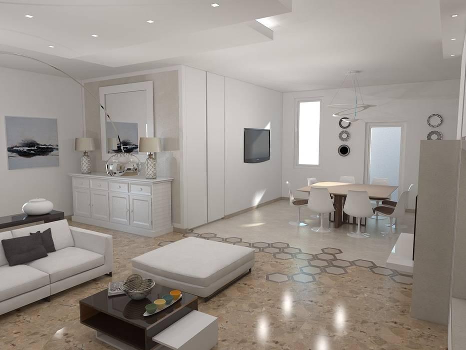 Angolo Cottura Soggiorno : Tv forno a microonde e angolo cottura soggiorno picture of