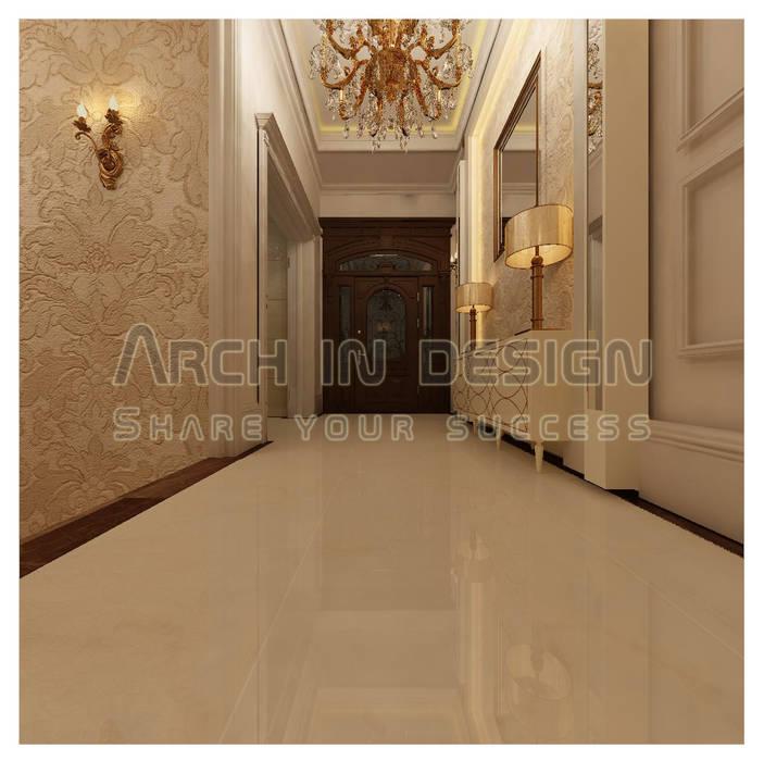مدخل مجلس من Arch In Design كلاسيكي