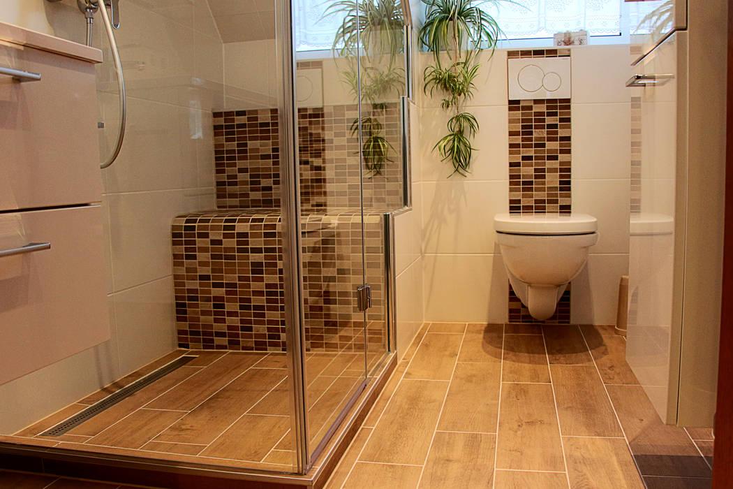 Komplettbadsanierung dachau moderne badezimmer von cella ...