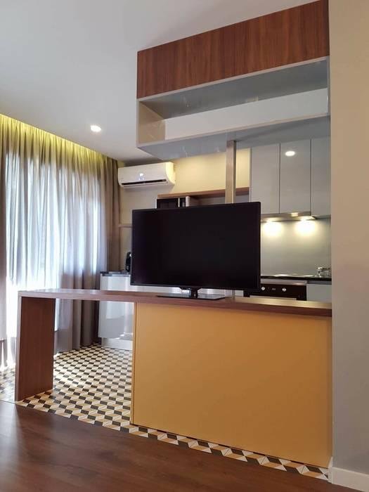 Detalhe: Cozinhas  por Alma Braguesa Furniture ,