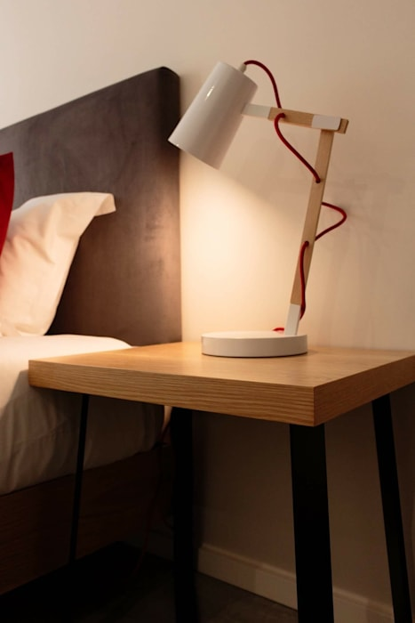 Detalhe: Hotéis  por Alma Braguesa Furniture
